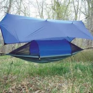 Hammock - polyester with mozzy net