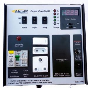 Intelligent power management system