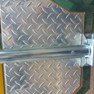 Stabilizers slide leg