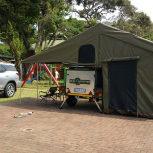 Practicality Trailer Top Tent