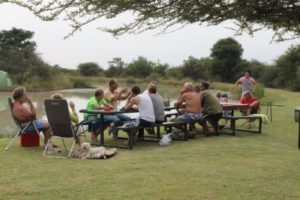 Read more about the article Camping Weekend: 24 October 2015 – Dube