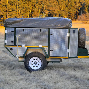 Read more about the article Warthog 4×4 Offroad Trailer