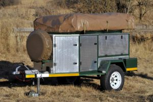 Read more about the article Piglet Bush Trotter 4X4 Camping Trailer Video