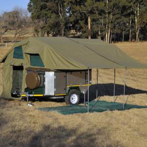 Read more about the article Off-road Trailer with Tents